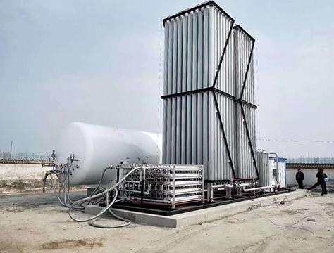 天燃气储罐案例