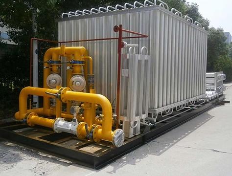 天然气减压撬案例